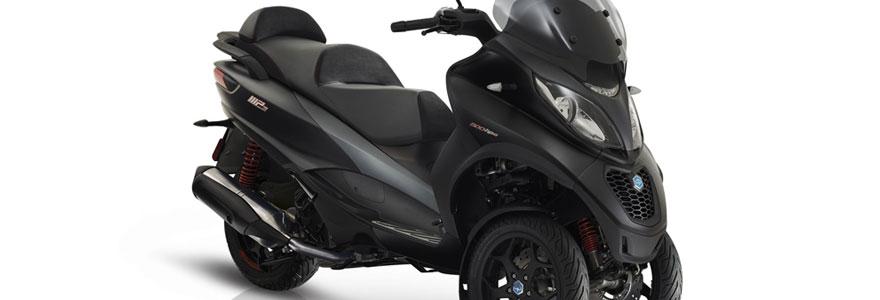 Achat de scooter 500cm3