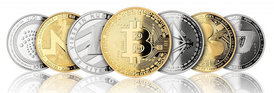 monnaies numériques