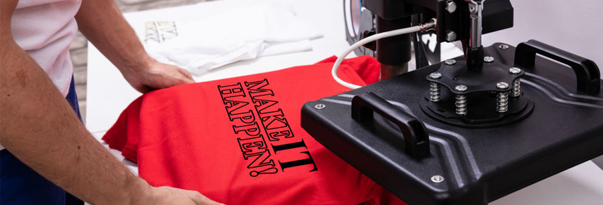 Personnaliser ses t-shirts