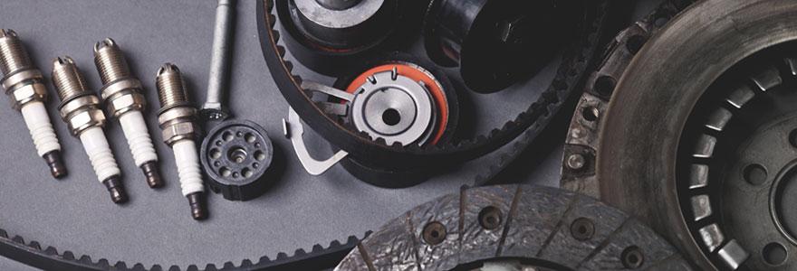 pneus et pièces auto
