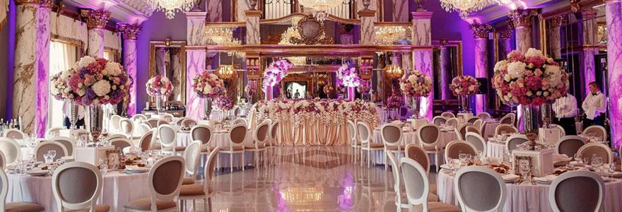 Réussir la décoration de sa salle de mariage