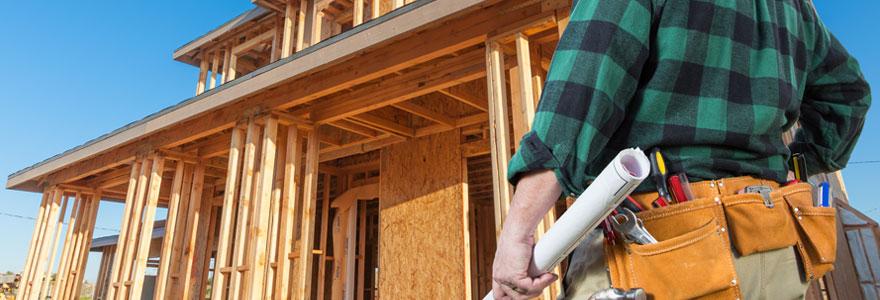 Un constructeur de maisons