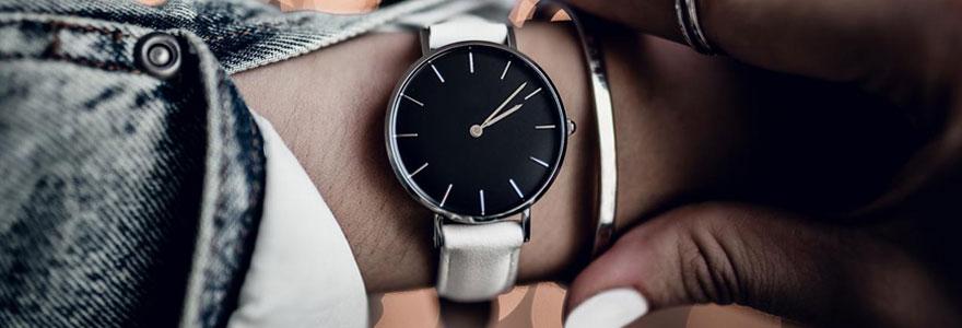 une montre Cluse